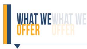 What-We-Offer
